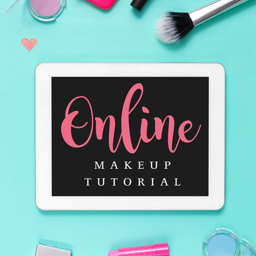 Online Makeup Tutorial