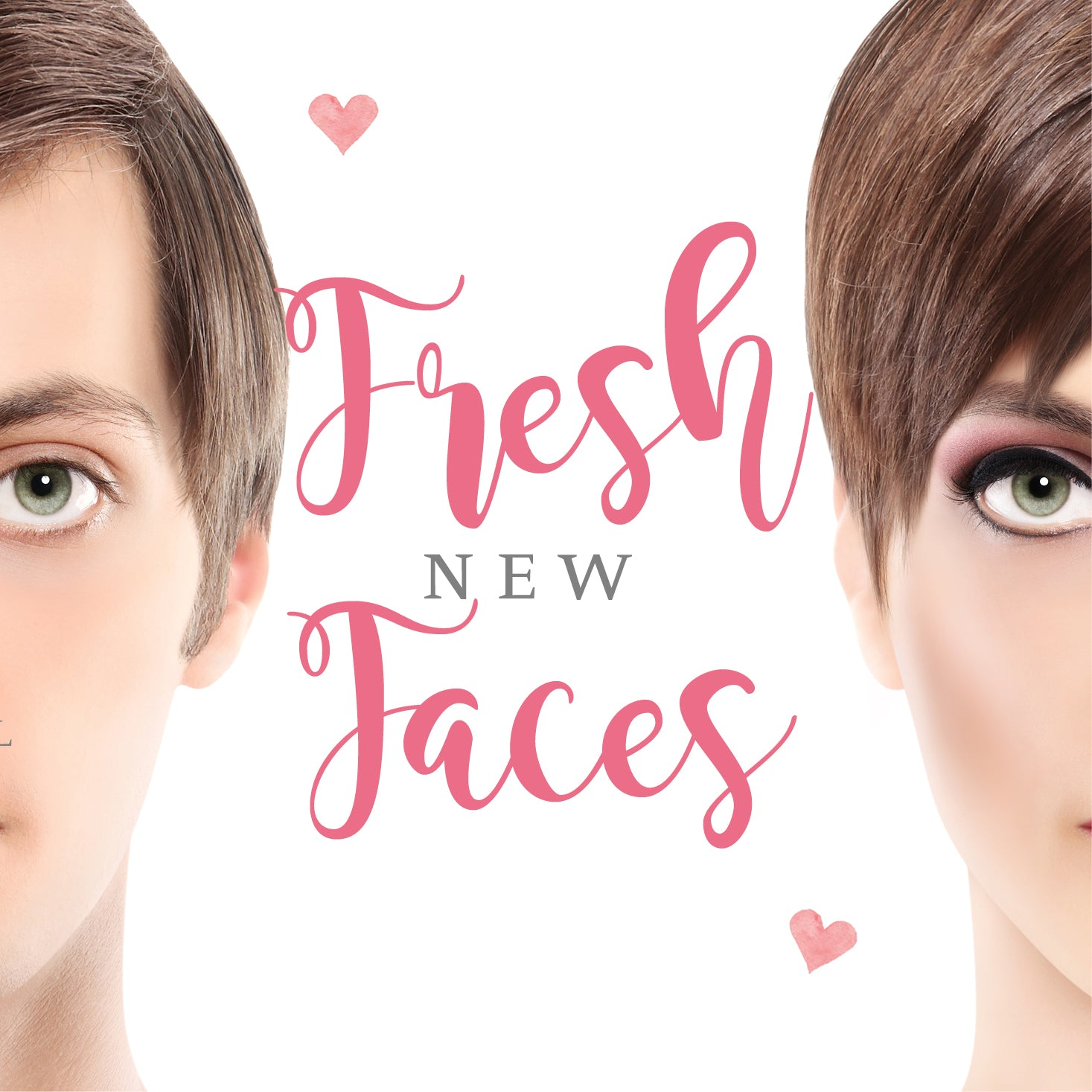 Fresh New Faces - Make-up Application