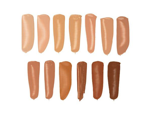 Touch Mineral Liquid Foundation COLOURS