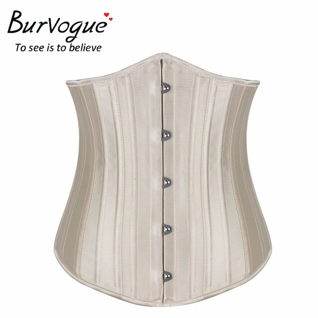 Burvogue Waist Cincher Under-bust Corset