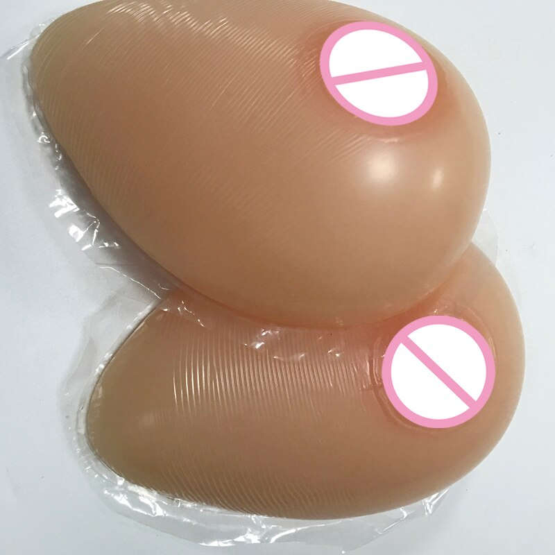800 g C cup Quality Silicone breast form