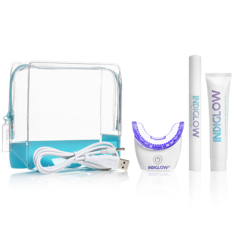 INDIGLOW Teeth Whitening Light System
