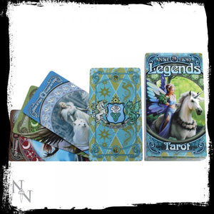 Anne Stokes Legends Tarot Cards - Gothic Fantasy Store