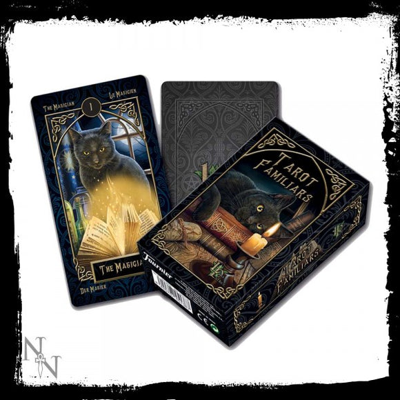 Lisa Parker Tarot Familiar Cards
