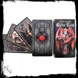 Anne Stokes Tarot Cards - Gothic Fantasy Store