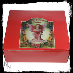 Birthstone Fairies (Box of 24) 9cm - Gothic Fantasy Store