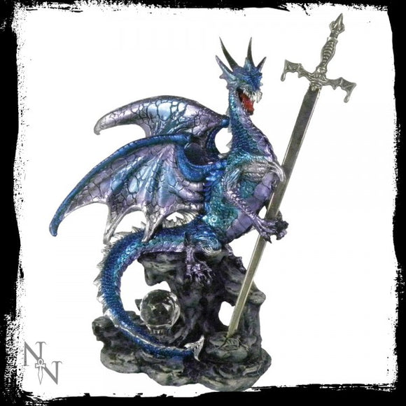 Sword Of the Dragon 22cm - Gothic Fantasy Store