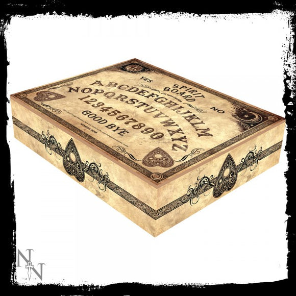Jewellery Box Spirit Board (NN) 25cm - Gothic Fantasy Store
