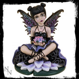 Luna Little Shadow's Gothic Fairy Figurine 13cm - Gothic Fantasy Store