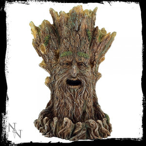 Tree Spirit Backflow Incense Tower 19cm - Gothic Fantasy Store