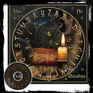 The Witching Hour Spirit Board (LP) 36cm - Gothic Fantasy Store