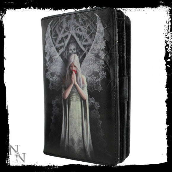 Only Love Remains (AS) Purse 14cm - Gothic Fantasy Store