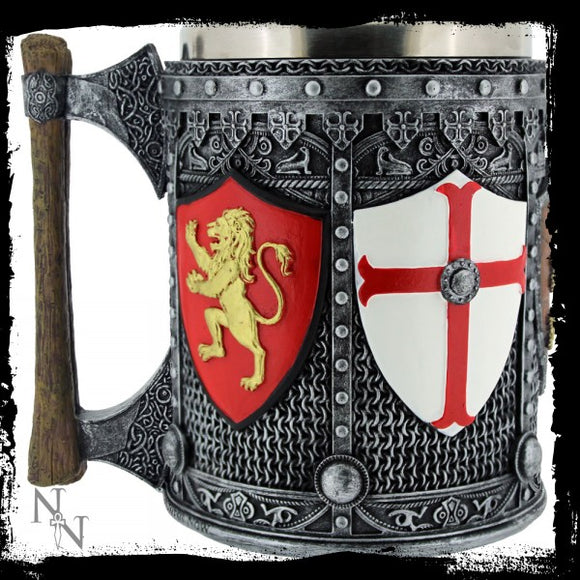 English Tankard 16cm