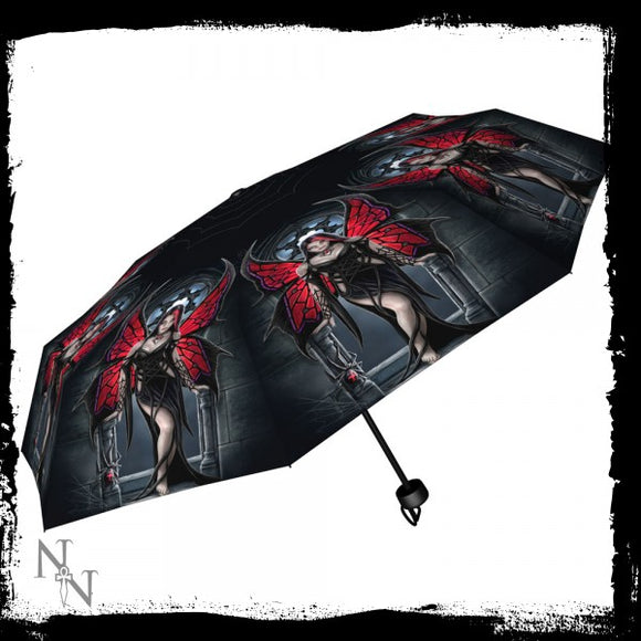 Aracnafaria Umbrella (AS) - Gothic Fantasy Store