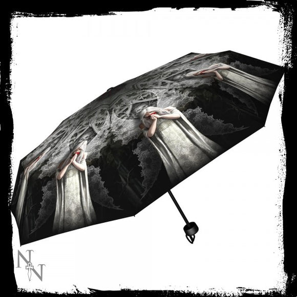 Only Love Remains Umbrella (AS) - Gothic Fantasy Store