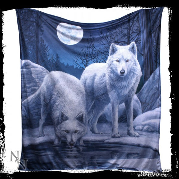 Warriors of Winter Throw (LP) 160cm - Gothic Fantasy Store