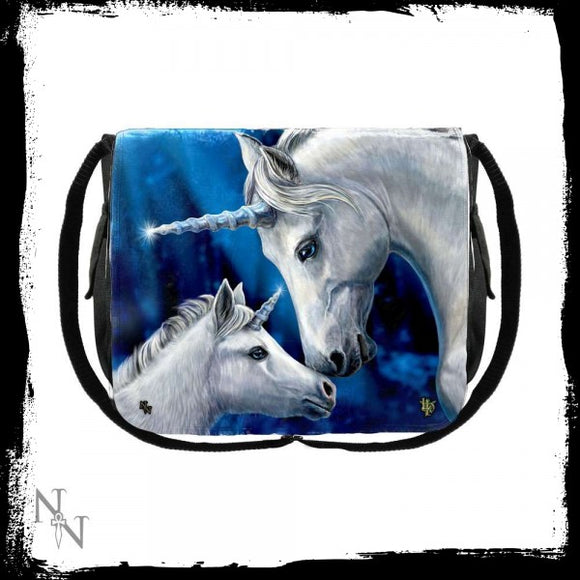 Messenger Bag Sacred Love (LP) 40cm - Gothic Fantasy Store