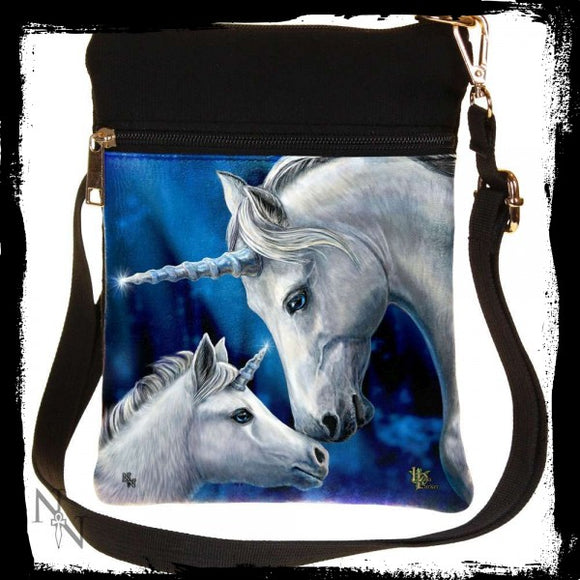 Sacred Love Shoulder Bag (LP) 23cm - Gothic Fantasy Store
