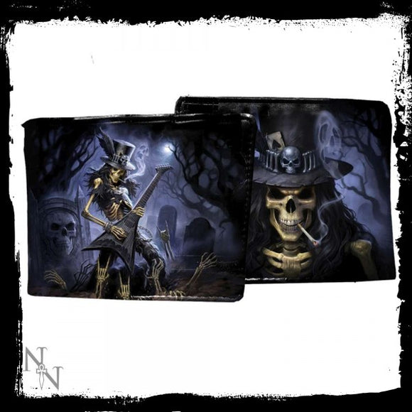 Play Dead Wallet (JR) - Gothic Fantasy Store