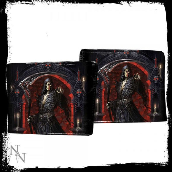 You're Next Wallet (JR) - Gothic Fantasy Store