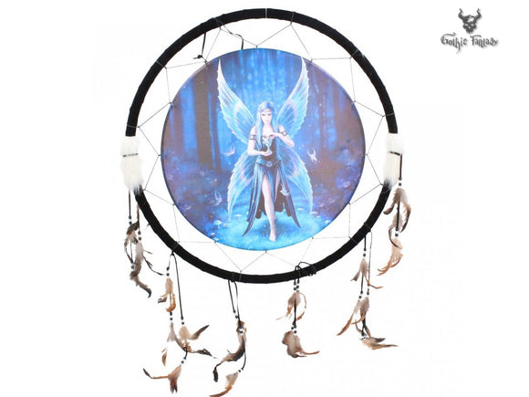 Enchantment Dreamcatcher by Anne Stokes Size 60cms - Gothic Fantasy Store