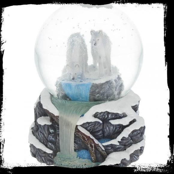 Warriors of Winter Snowglobe (LP) 11cm - Gothic Fantasy Store