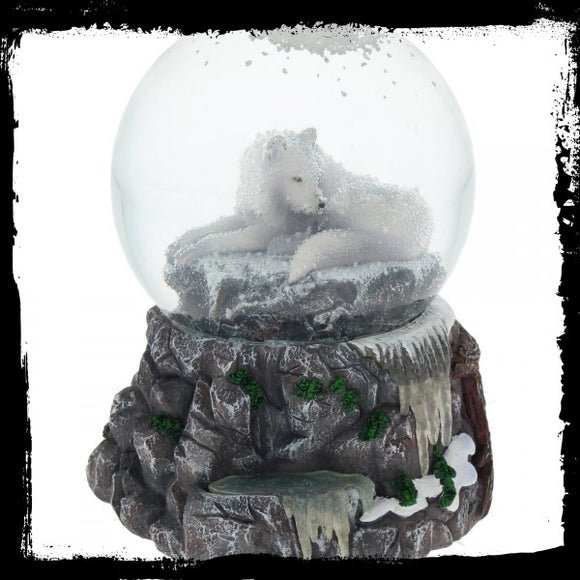 Guardian of the North Snowglobe (LP) 11cm - Gothic Fantasy Store