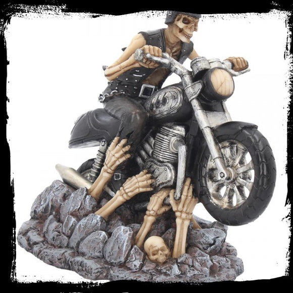 Ride out of Hell (JR) 16cm - Gothic Fantasy Store