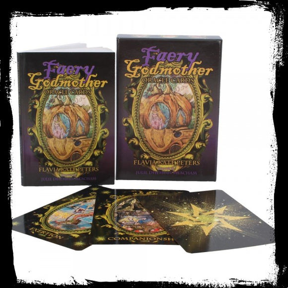 Faery Godmother Oracle Cards Gothic Fantasy