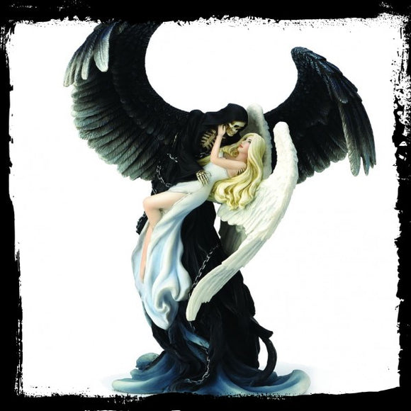 Angel and the Reaper (JR) 25cm - Gothic Fantasy Store