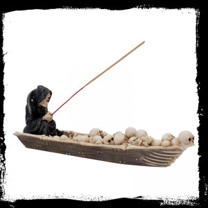 The Ferryman Incense Holder - Gothic Fantasy Store
