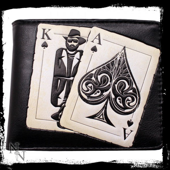 Wallet - Vegas Playing Cards 11cm
