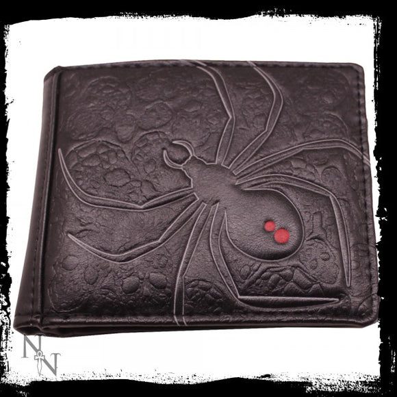 Wallet - Black Widow 11cm