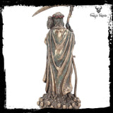 Santa Muerte Lady Of The Shadow's Figurine 29cm Protection & Healing