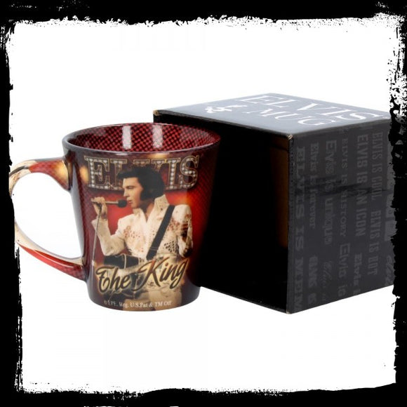 Mug - Elvis - The King 12oz