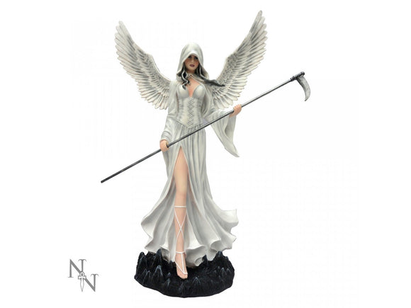 Mercy Dark Angel Figurine Fairy Reaper Nemesis Now 61cm - Gothic Fantasy Store