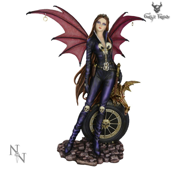Violeta Dark Angel Figurine