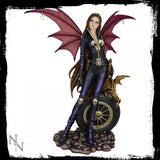 Violeta Dark Angel Figurine 58.5cm