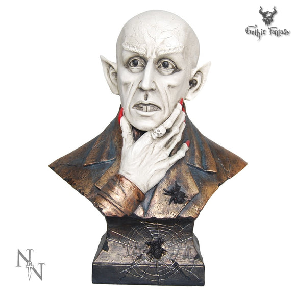 The Count Figurine