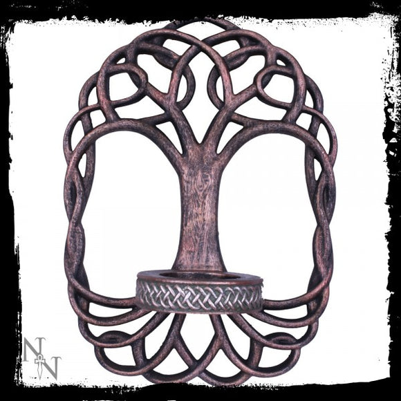 Tree of Life Candle Holder 26cm - Gothic Fantasy Store
