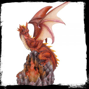 Volcanic Victory 30cm - Gothic Fantasy Store