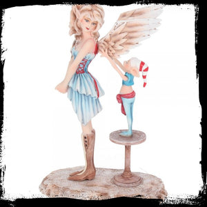 Angel Gets Her Wings. (AB) 18.4cm - Gothic Fantasy Store