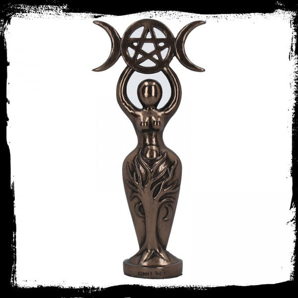 Triple Goddess Idol 20cm - Gothic Fantasy Store