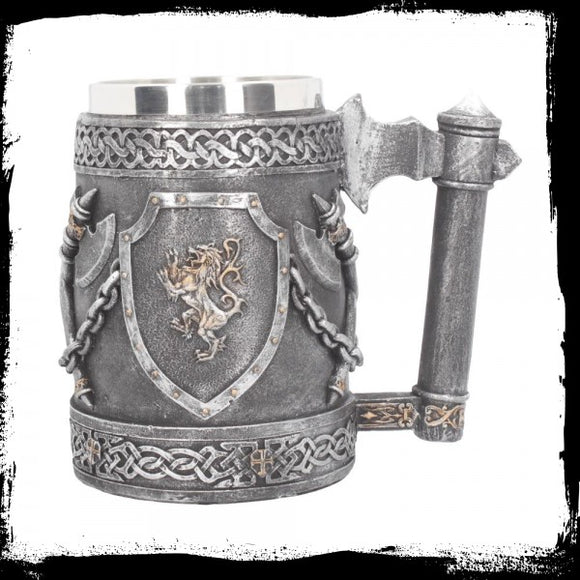 Victory of Battle Tankard 14cm - Gothic Fantasy Store