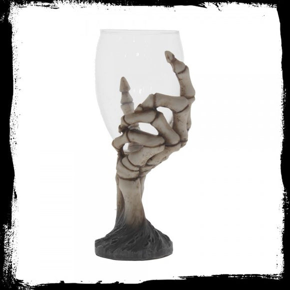 The Last Toast Goblet 16.5cm - Gothic Fantasy Store