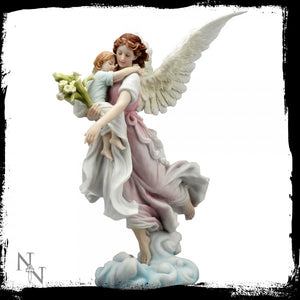 The Guardian Angel 27cm - Gothic Fantasy Store