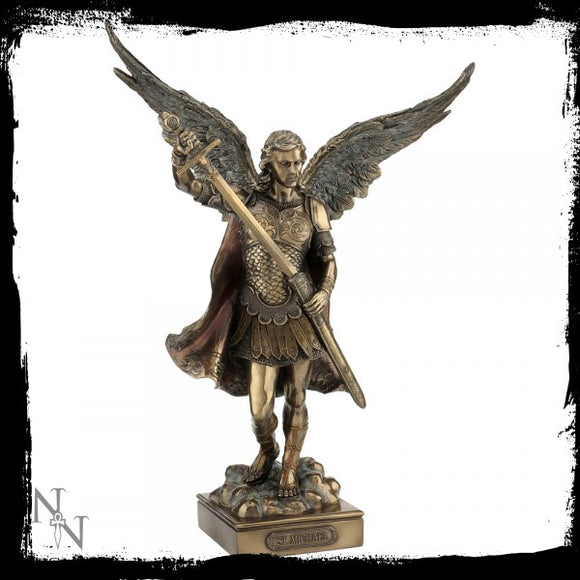 Archangel St. Michael-Peace And Justice 34.5cm - Gothic Fantasy Store