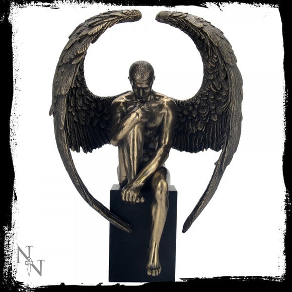Angel's Reflection 26cm - Gothic Fantasy Store