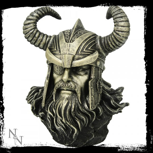 Odin Bust 21.5cm - Gothic Fantasy Store