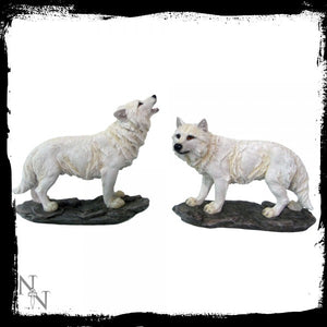 The Watchers (Set of 2) 15.6cm - Gothic Fantasy Store